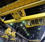Ilyich Steel Purchased a Heavy-Duty Lifting Crane