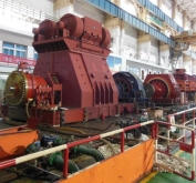 MMKI receives two exclusive 150 -ton electric motors